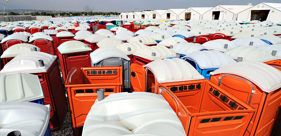Champion Portable Toilets in Rio Rancho, NM